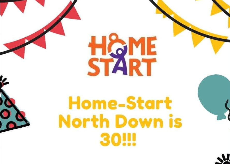 Home-Start North Down is 30!